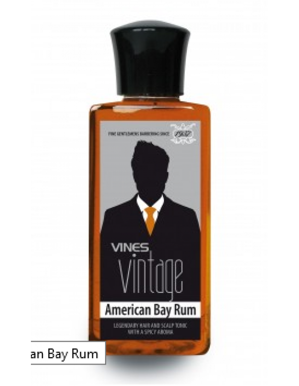 Vines vintage american bay rum tonic 200ml