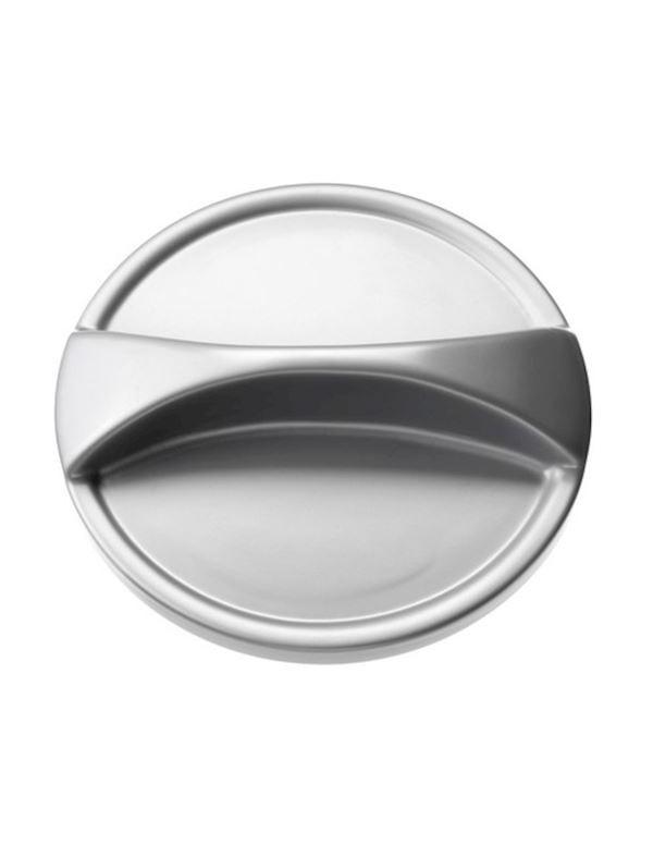 Alteq handspiegel mat zilver 6015-03