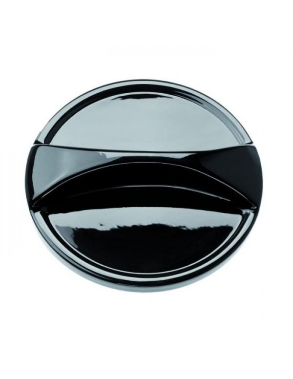 Alteq handspiegel zwart 6015-01