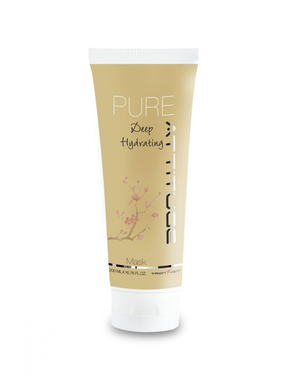 Attitude pure deep hydrating mask 200ml