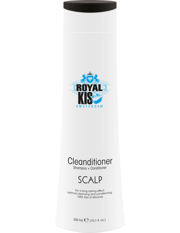 Royal Kis cleanditioner scalp 300ml