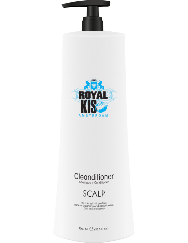 Royal Kis cleanditioner scalp 1000ml