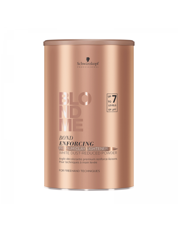 Schwarzkopf blond me Bond Enforcing Premium Clay L...
