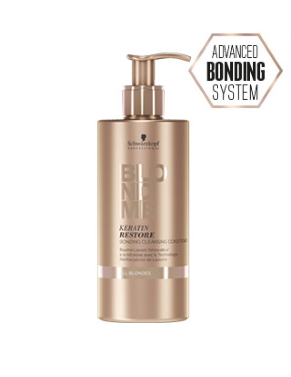 Schwarzkopf blond me cleansing conditioner all blo...