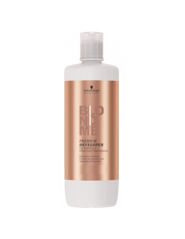 Schwarzkopf Blond Me Premium Care Developer 2% 100...