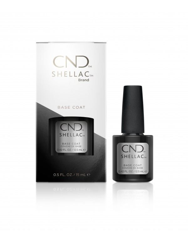 Cnd shellac base coat 12.5ml