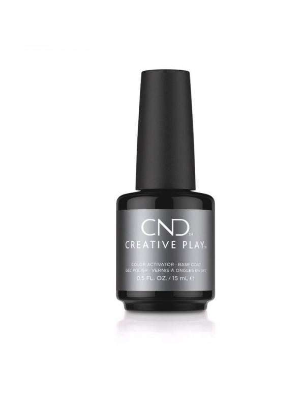 Cnd creative play base color activator 15ml