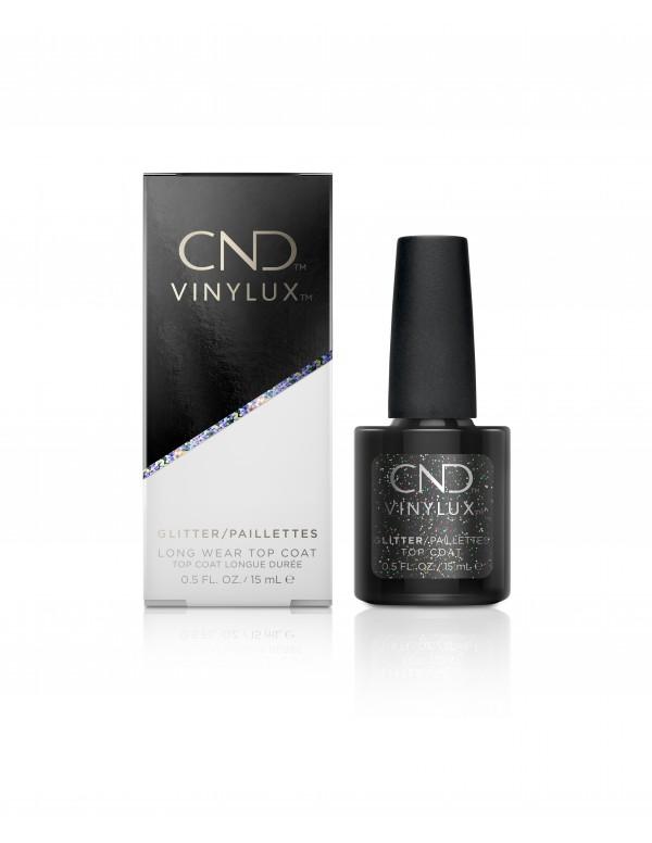 Cnd Vinylux Glitter top coat 15ml