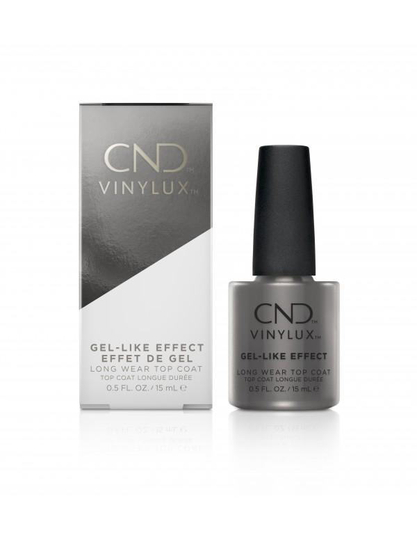 Cnd vinylux gel-like top coat 15ml