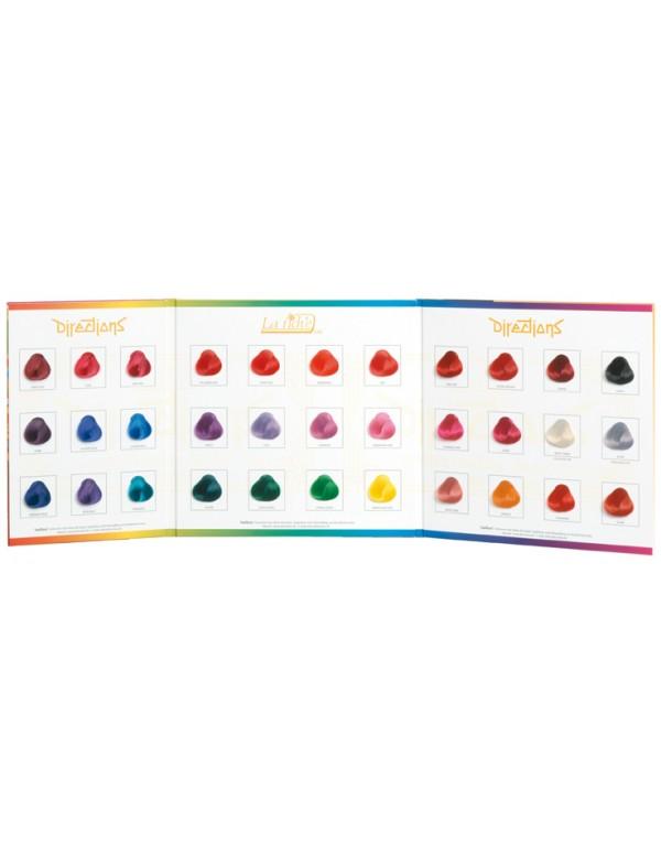 Directions kleurenboek