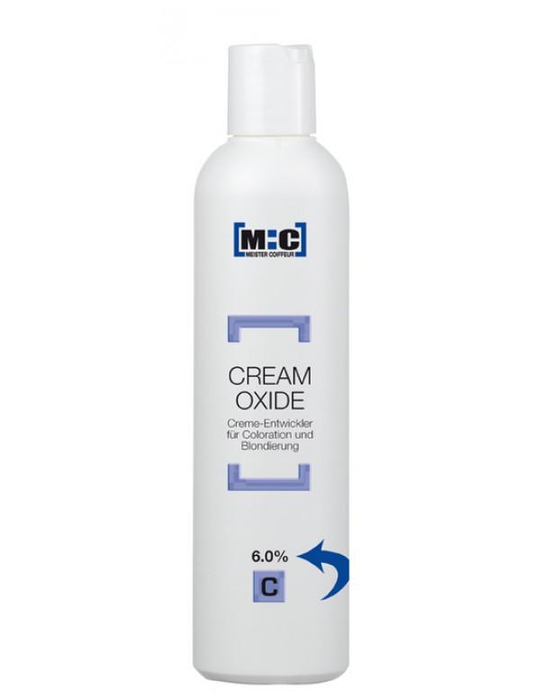 m:c creme oxidant 6% 250ml