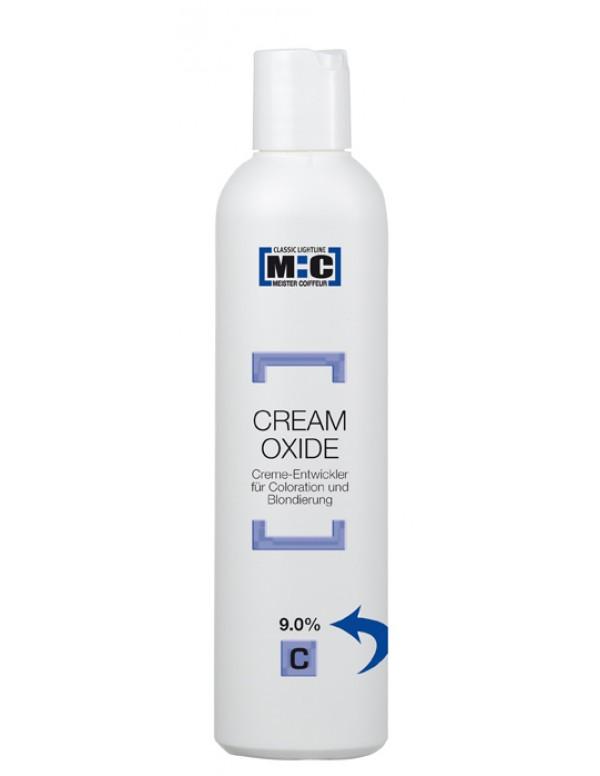 m:c creme oxidant 9% 250ml