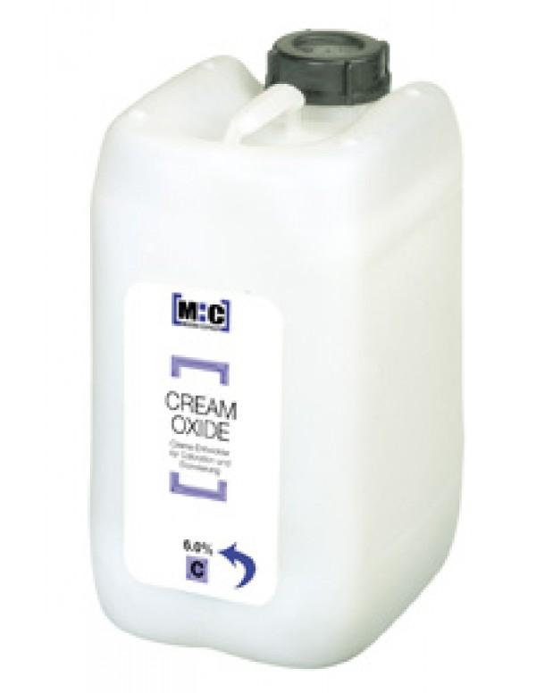 m:c creme oxidant 6% 5000ml