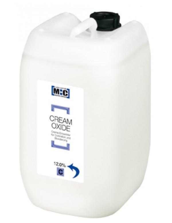 m:c creme oxidant12% 5000ml