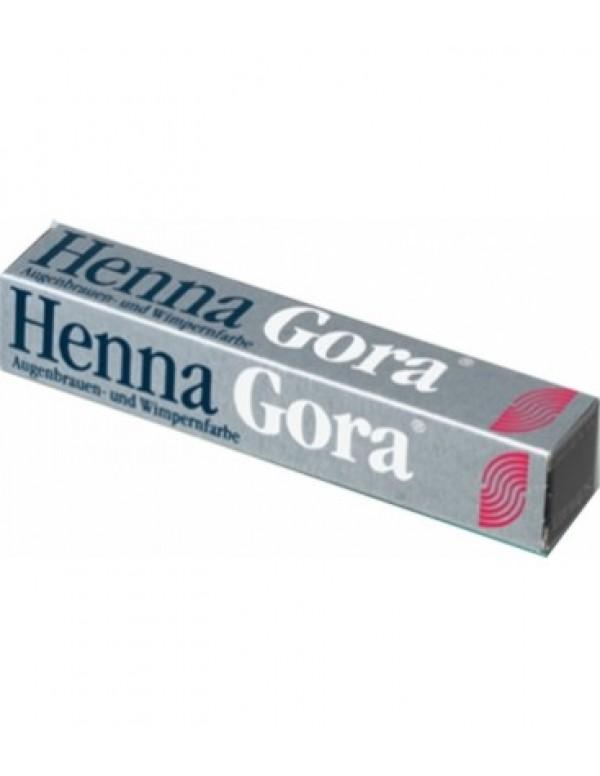 Henna gora wimper/wenkbrauw verf