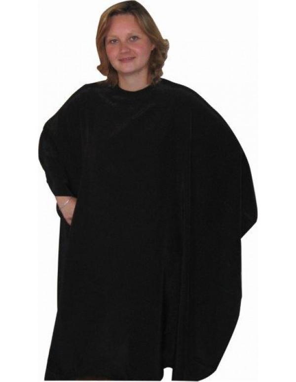 Nebur kapmantel maxi deluxe zwart 1005