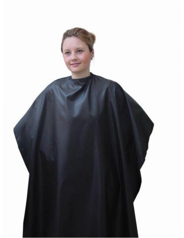 Nebur kapmantel basic 1002 zwart