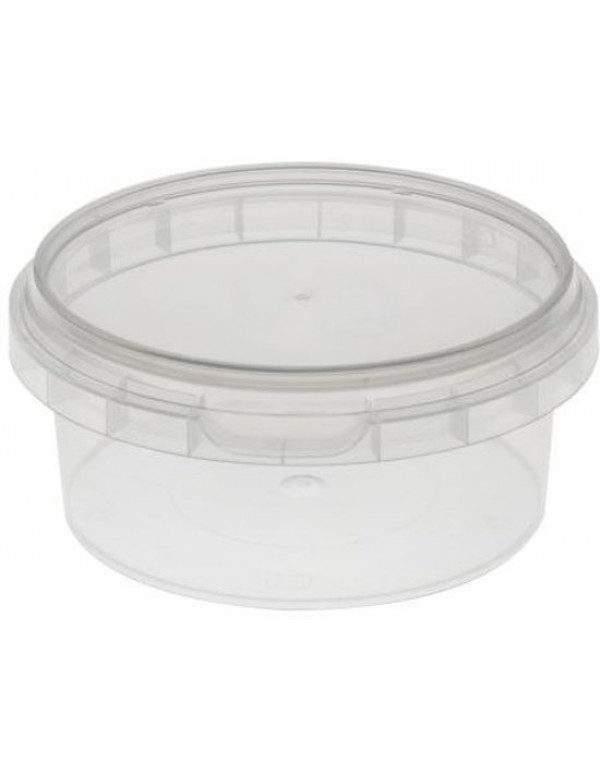 Plastic bakje met deksel