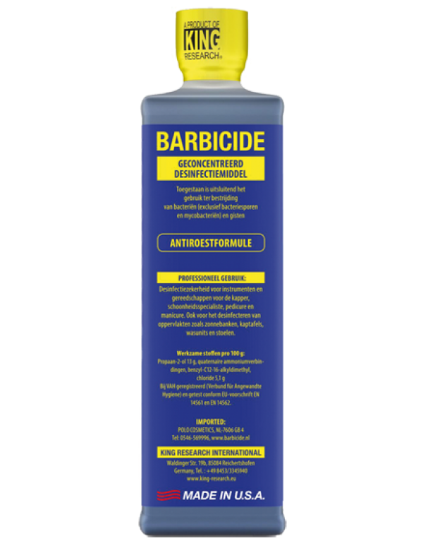 Barbicide Desinfectie 480ml