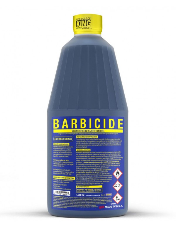 Barbicide Desinfectie 1900ml