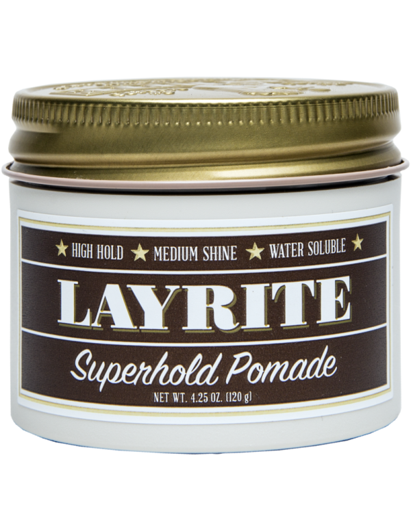 Layrite Superhold pomade 113gram