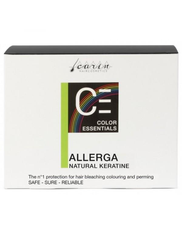 Carin allerga keratin ampul 36 x 7.5ml