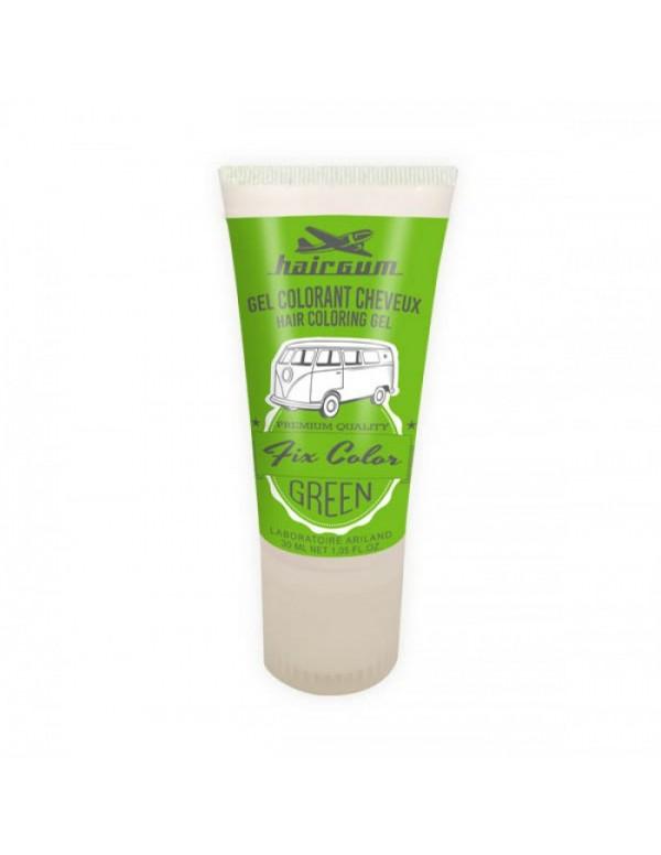 Hairgum Fix Color groen 30ml