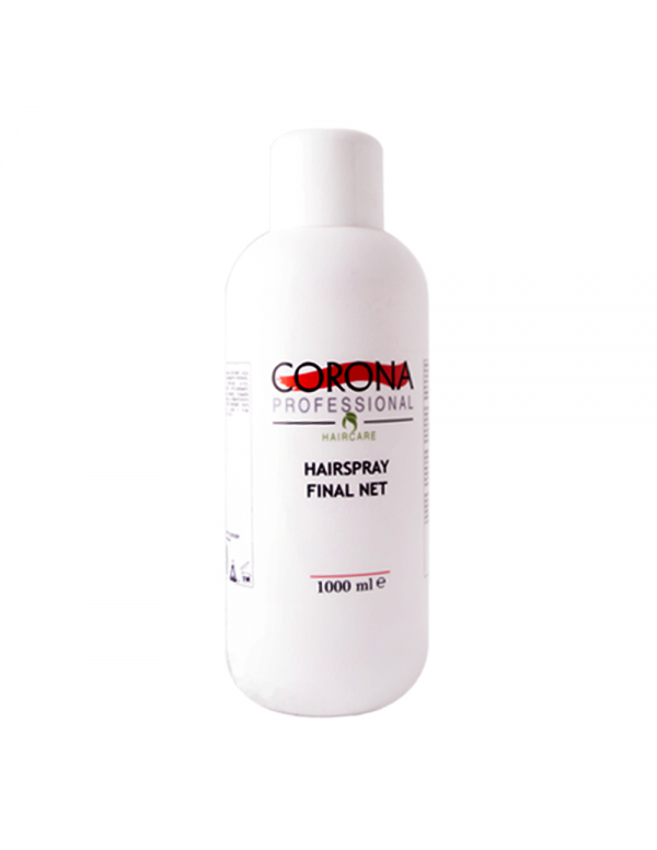 Corona hairspray final net 1000ml