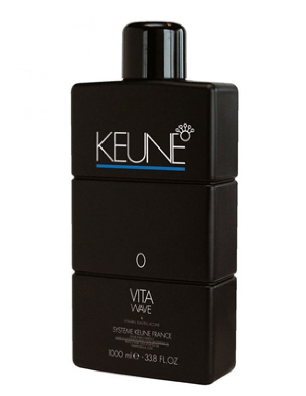 Keune vita wave permanent nr 0 1000ml