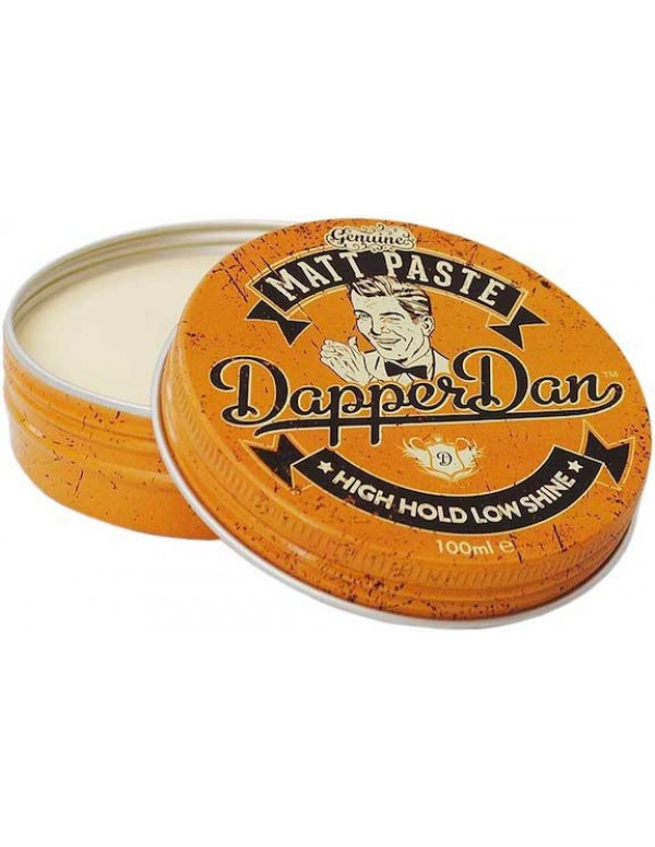 Dapperdan matt paste 100ml