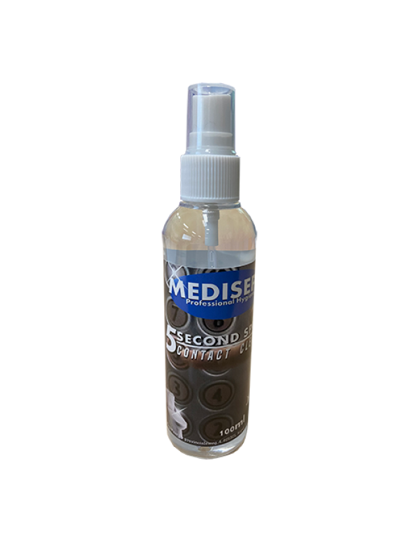 Medisept 5 second spray 100ml