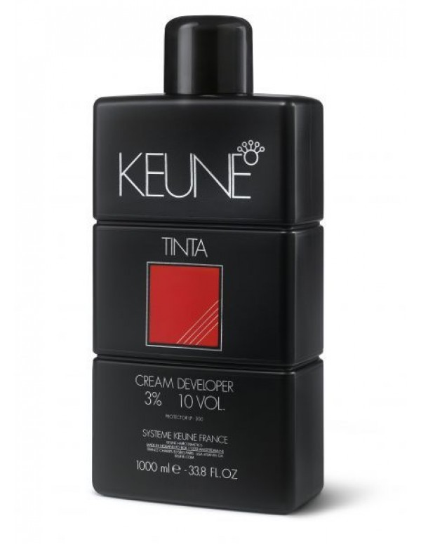 Keune tinta developer 10 vol 3% 1000ml