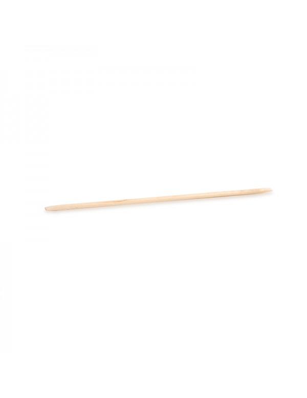 Florence orange wood stick 100stuks