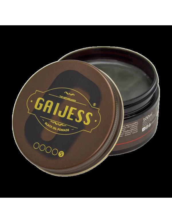 Gaijess black oil pomade
