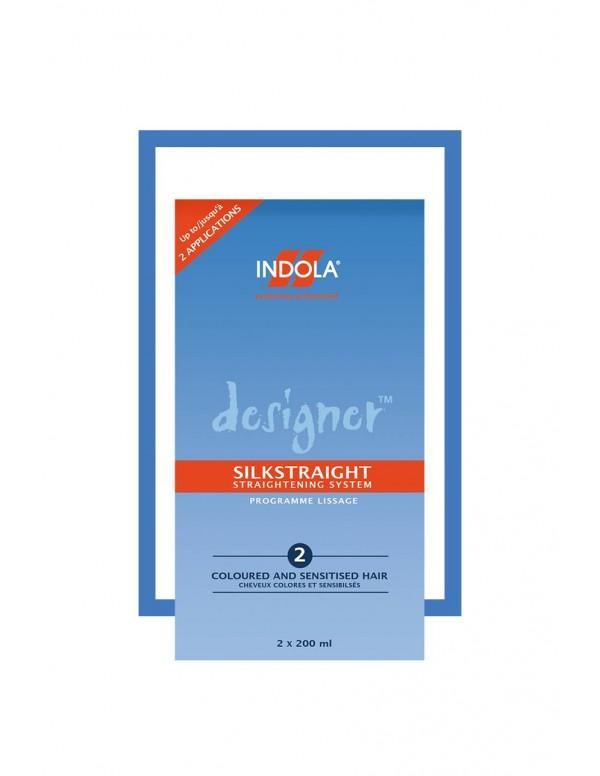 Indola designer permanent straightners kit nr 1