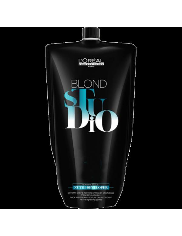 L'oreal Blond Studio oxydant platinium 12% 1L