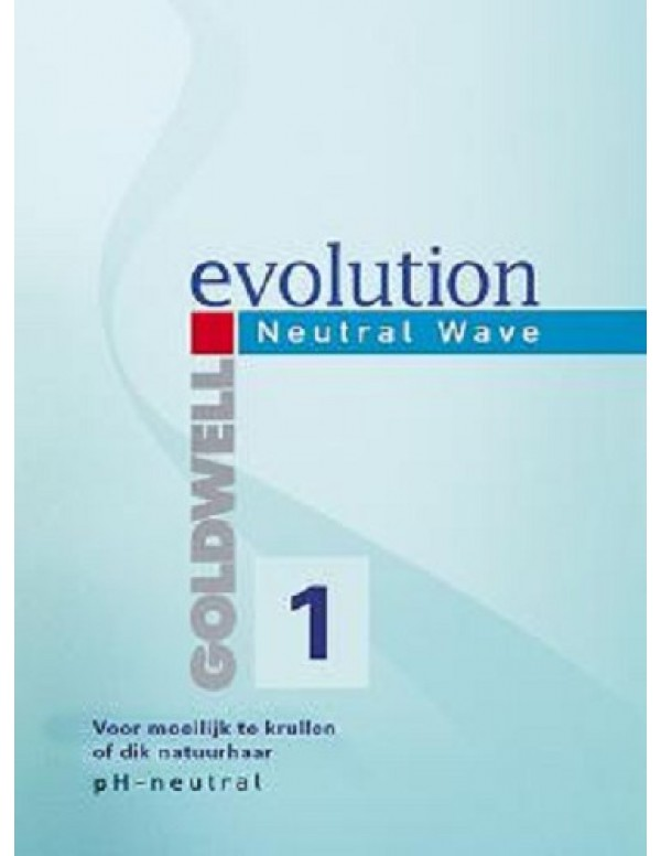 Goldwell Evolution Neutral Wave kit nr 1 soft