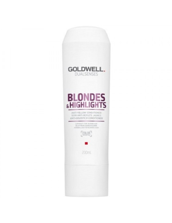 Goldwell Dualsenses Blondes & Highlights anti ...