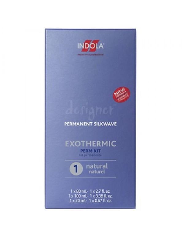 Indola silkwave Exothermic perm kit Nr 1