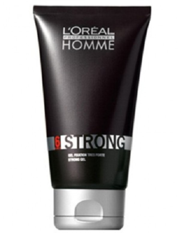 L'oreal Homme Strong Fix Gel 150ml
