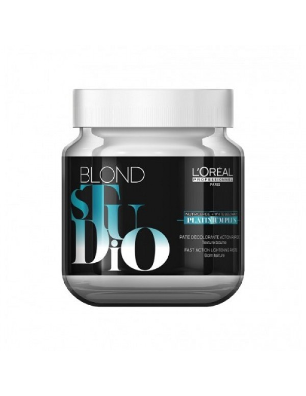 L'oreal Blond Studio Platinium Paste Plus 500gram