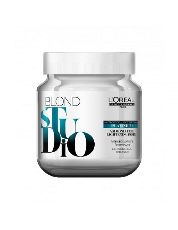 L'oreal Blond Studio Platinium Ammonia Free 500gra...