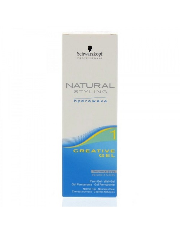 Schwarzkopf Natural Styling Creative Gel nr 1 50ml