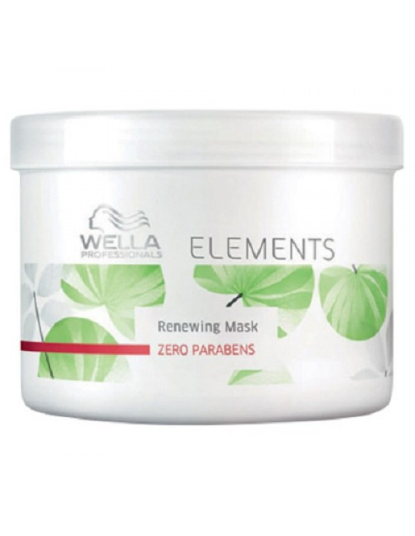 Wella Elements Masker 500ml
