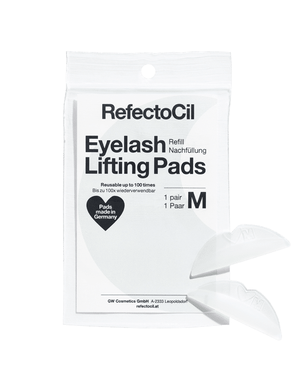 Refectocil eyelash lifting refill pads 1paar