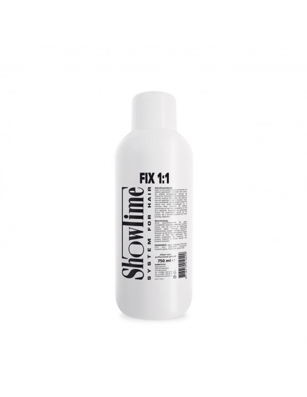 Showtime fix 1:1 4000ml