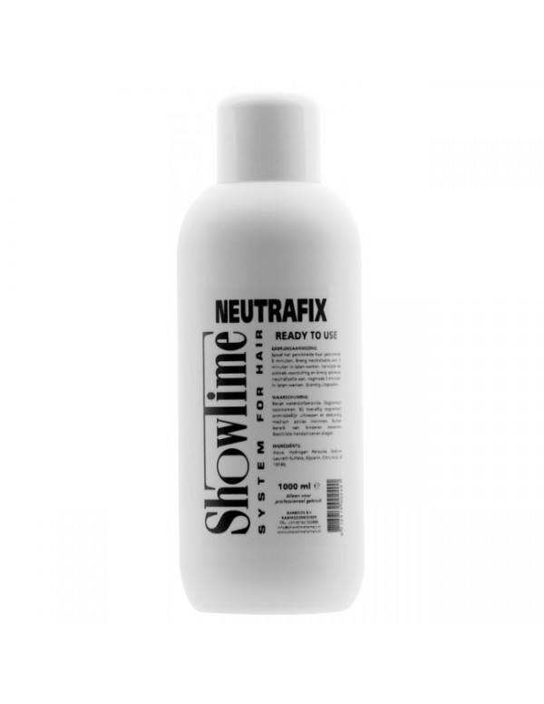 Showtime neutrafix 1000ml