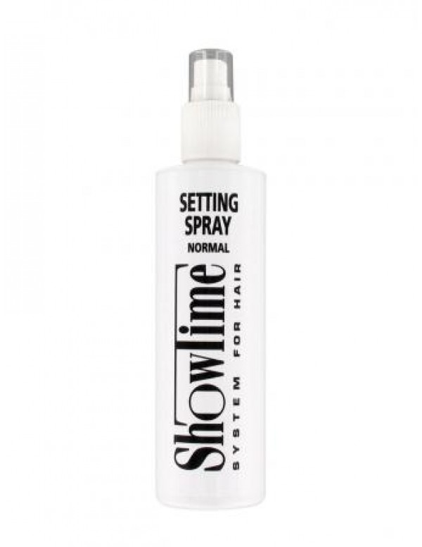Showtime setting spray 250ml