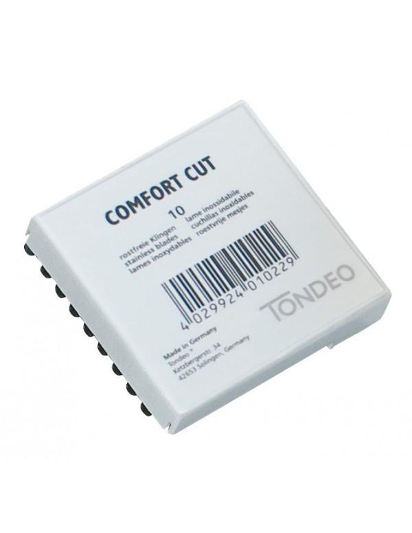 Tondeo comfort cut mesjes 10stuks