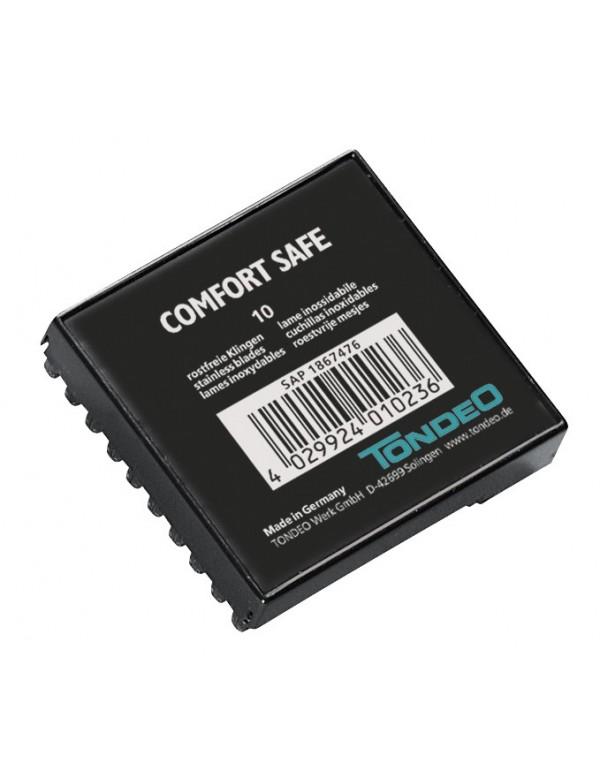 Tondeo comfort safe mesjes 10stuks